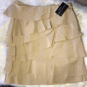 Black Label Ralph Lauren Tiered Skirt